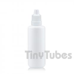 Botella Gotero 60ml Blanco