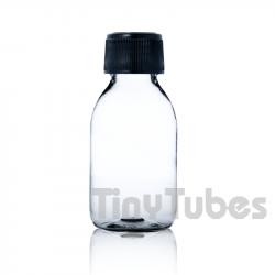 Nueva Botella B-PET 125ml Transparente
