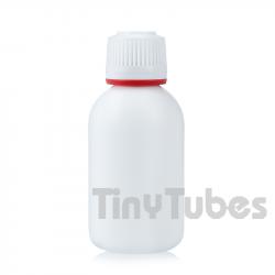 Botella 50ml blanca PE