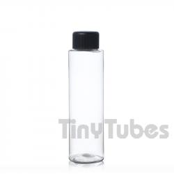 Botella TUBE 75ml PET Transparente
