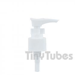 Dosificador 24/410 Blanco Estriado Caña 230mm