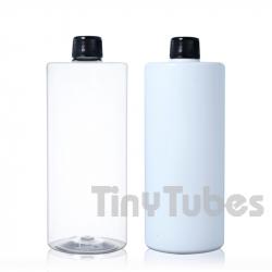 Botella TUBE 400ml PET