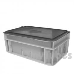 Caja NEC asas cerradas 5L (30x20x12cm)
