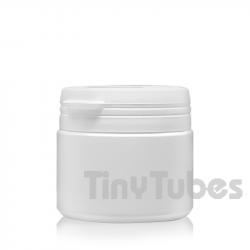 Pharma Pot 125ml con tapa bisagra