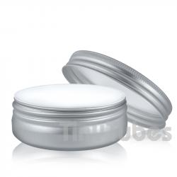 Pildorero Aluminio 100ml Interior Polipropileno