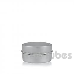 Pildorero Aluminio 15ml tapón presión