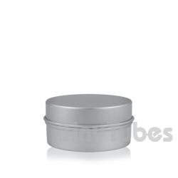 Pildorero Aluminio 30ml tapón presión