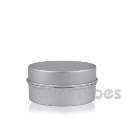 Pildorero Aluminio 50ml tapón presión