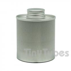 SCATOLA Aluminio 100ml rosca24