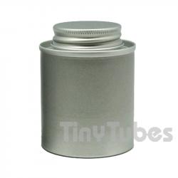 SCATOLA Aluminio 100ml rosca38